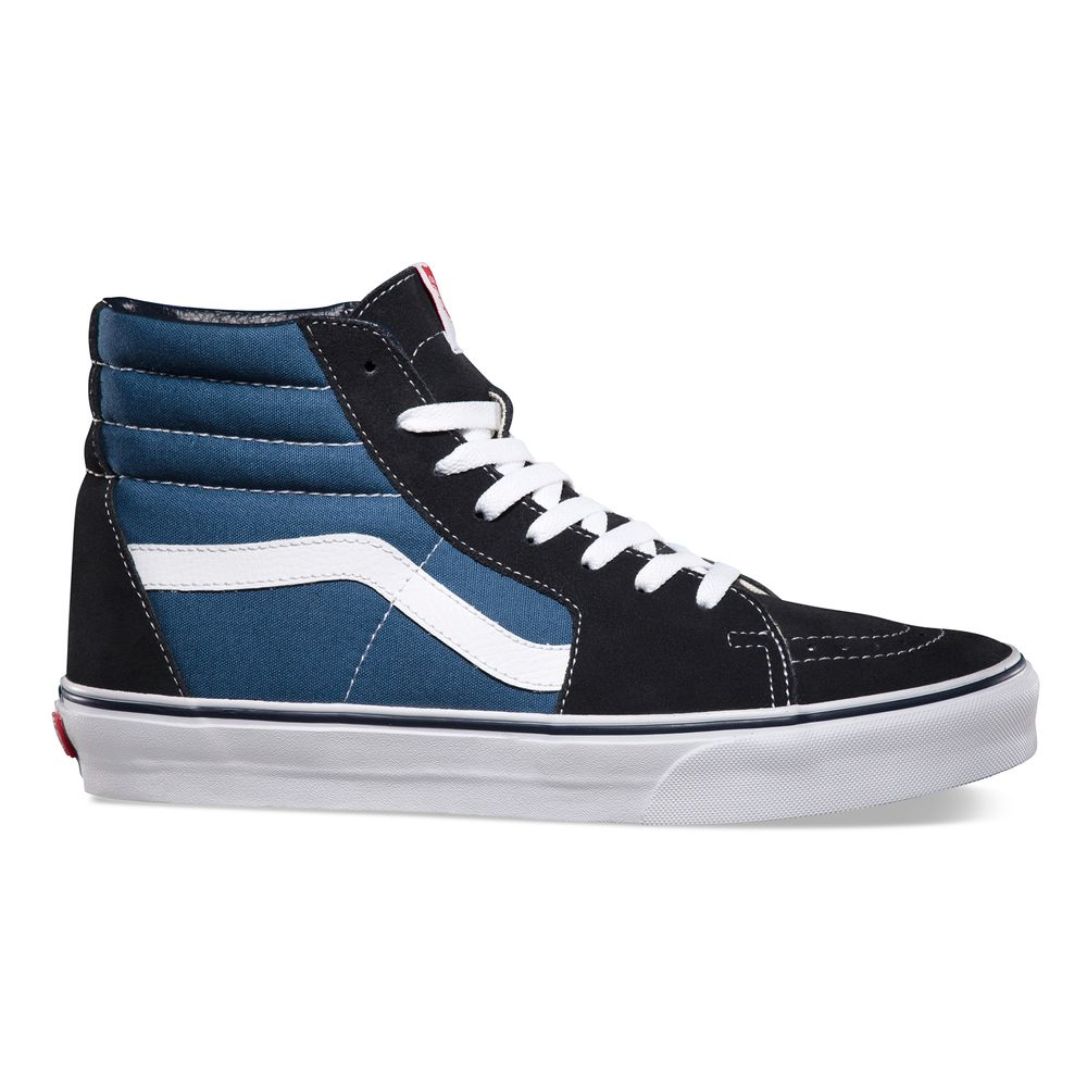 zapatos vans negras mujer