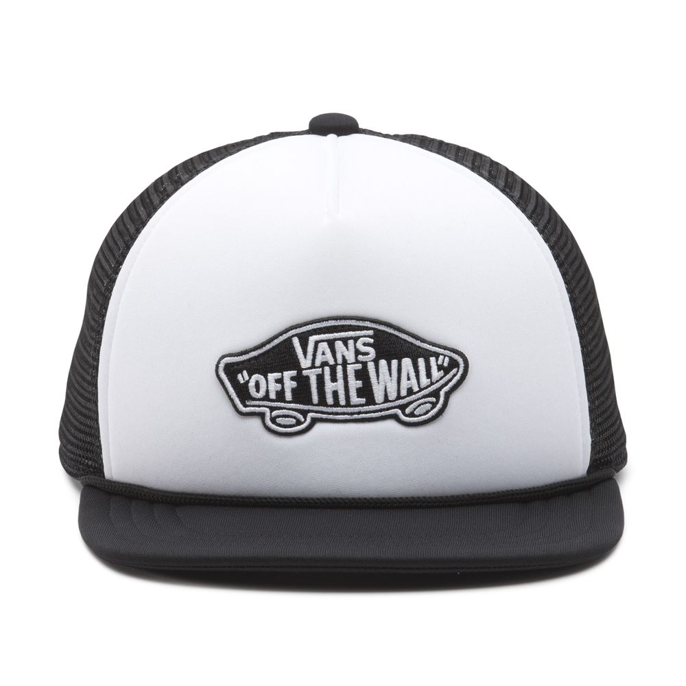 CLASSIC-PATCH-TRUCKER-WHITE-BLACK