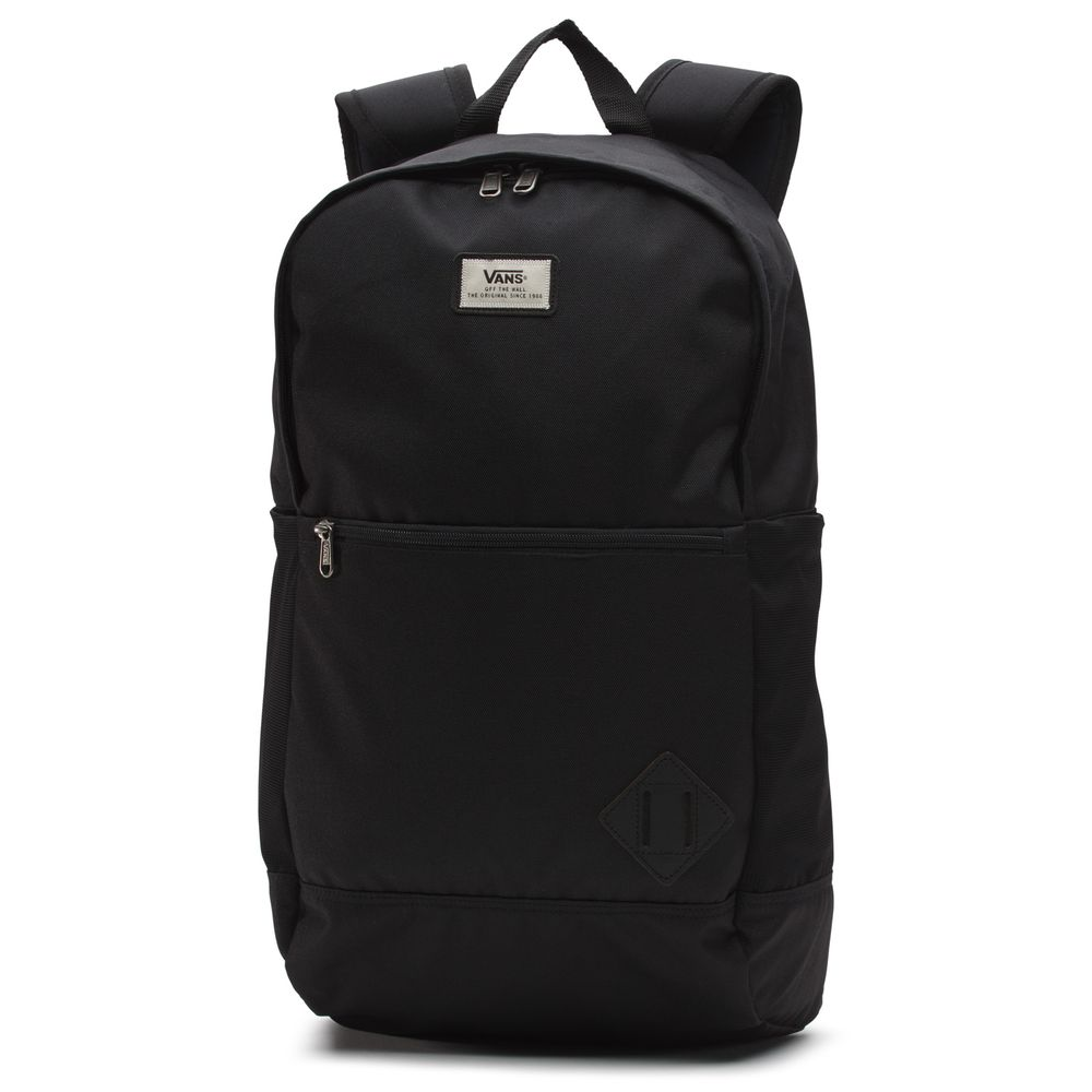 VAN-DOREN-III-BACKPACK-BLACK