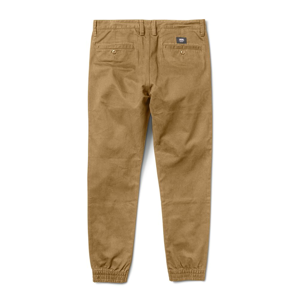 AUTHENTIC-JOGGER-NEW-MUSHROOM-BROWN