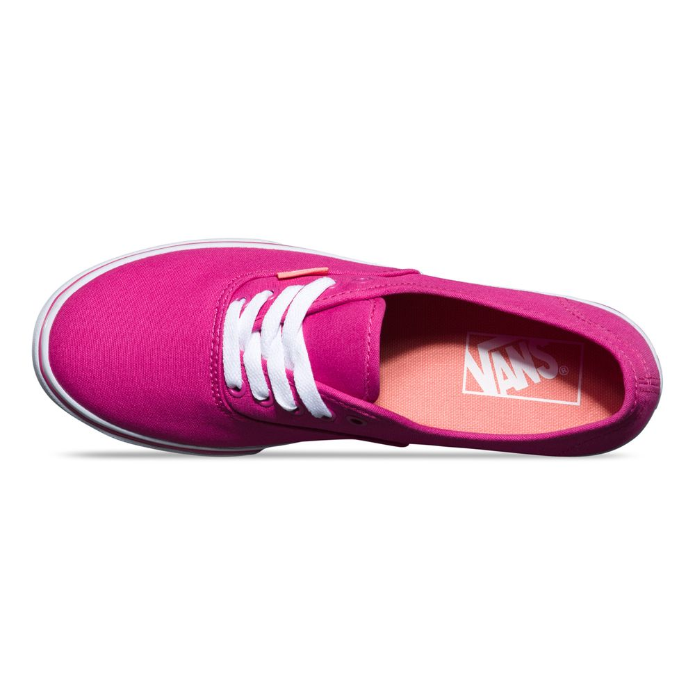 AUTHENTIC-LO-PRO-CANVAS-LILAC-ROSE-BURNT-CORAL