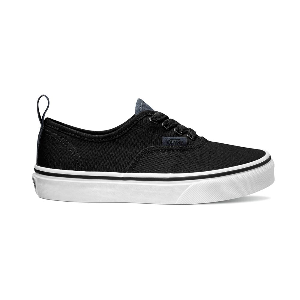 AUTHENTIC-ELASTIC-LACE-BLACK-DARK-SLATE