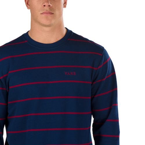 ENRIGHT-CREW-DRESS-BLUES-RHUBARB