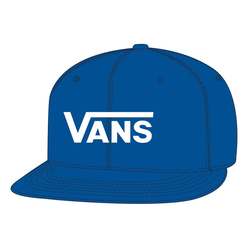DROP-V-II-SNAPBACK-BOYS-ROYAL-BLUE