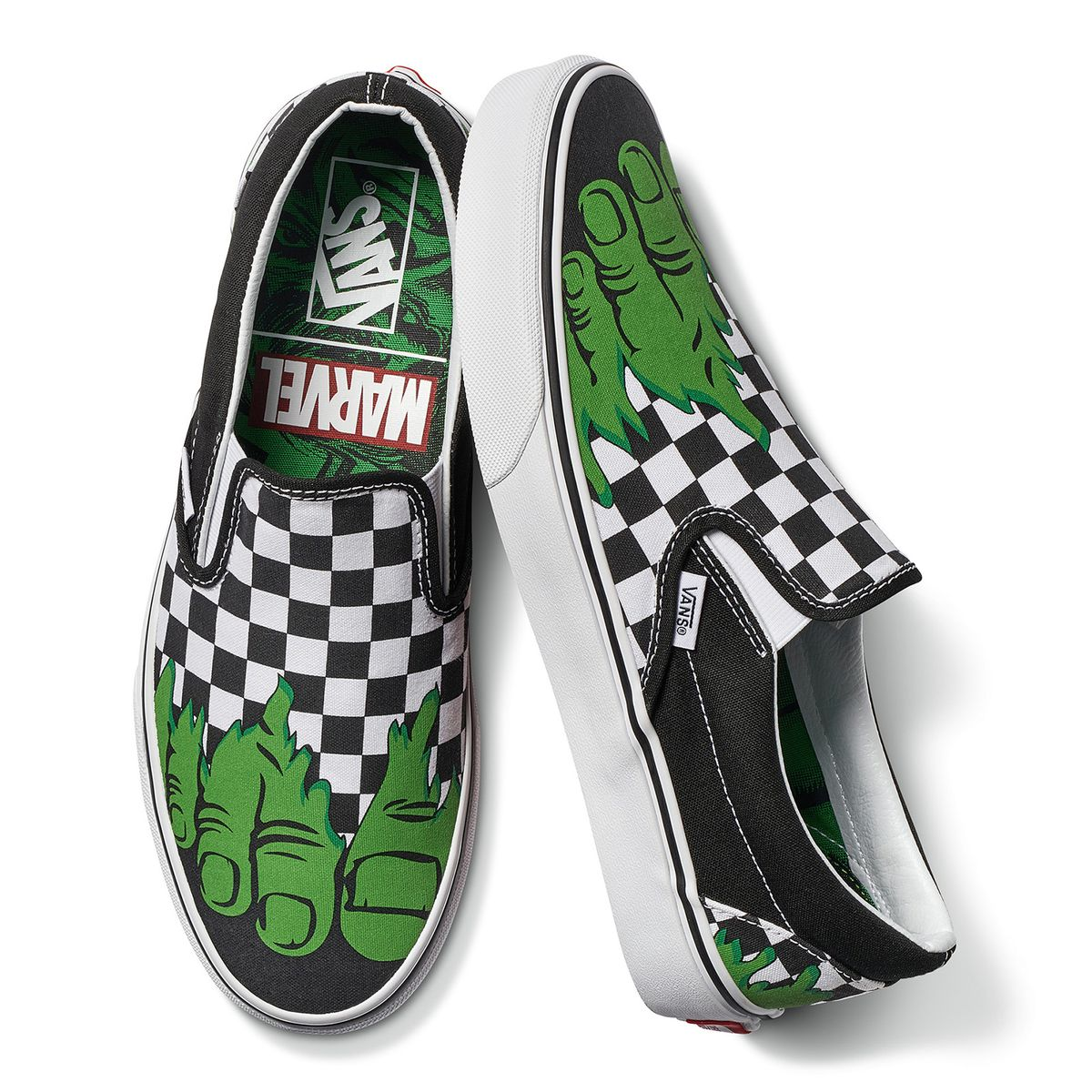 Colombia Compra On Slip Tienda Classic Marvel En Oficial Vans ZqYZrE ae9f69c11f3