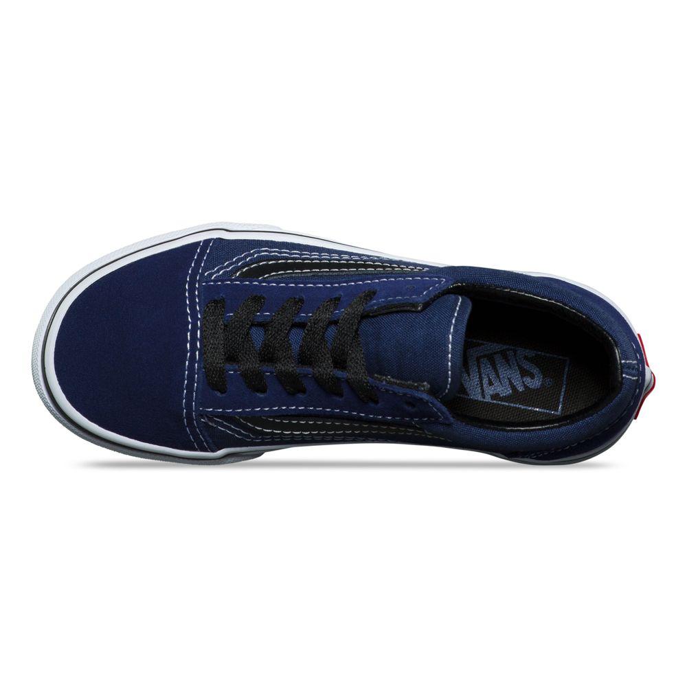 Old-Skool---Color--Medieval-Blue-Black---Talla---4.5M