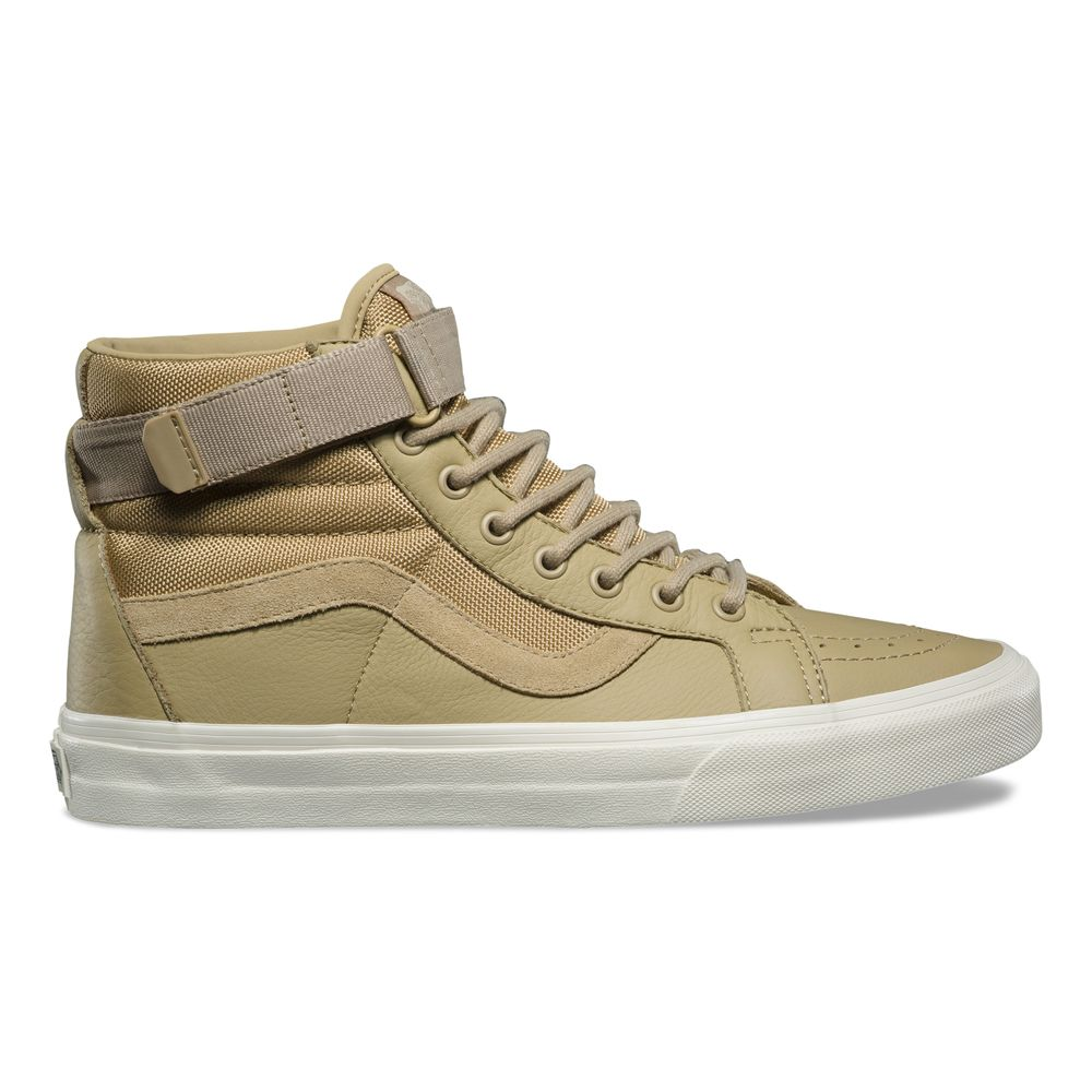 Sk8-Hi-Reissue-Strap---Color--Leather-Ballistic-Cornstalk---Talla---8M