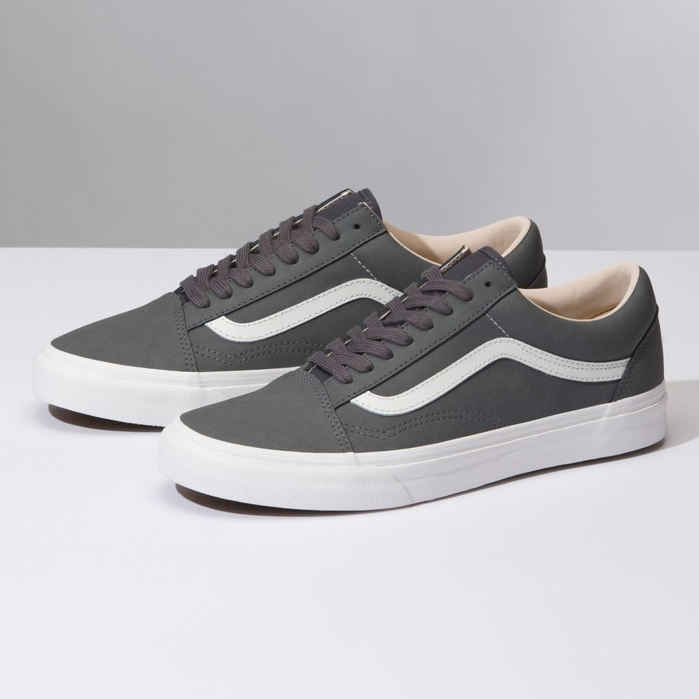 Old-Skool---Color--Footwearbuck-Asphalt-Blanc-De-Blanc---Talla--5M
