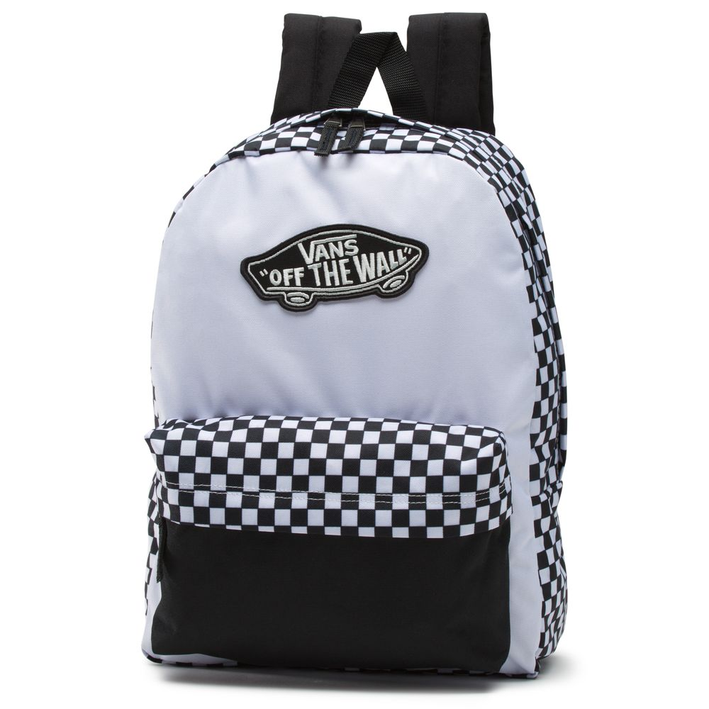 Realm-Backpack---Color--Black-White-Checkerboard---Talla--OS
