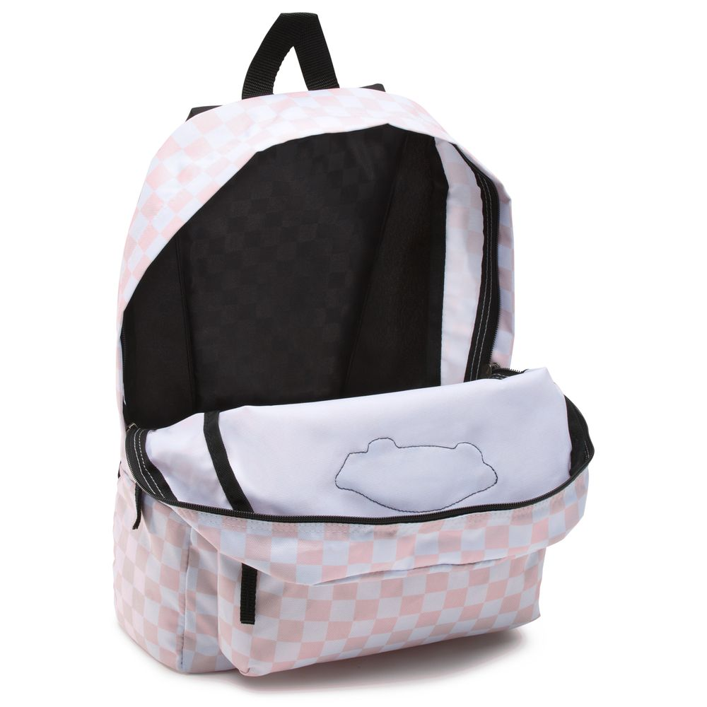 Realm-Backpack---Color--Chalk-Pink-Checkerboard---Talla--OS