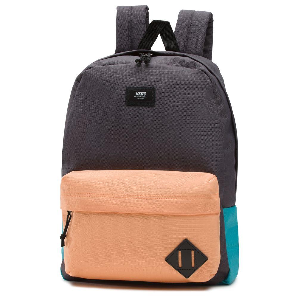 Old-Skool-Ii-Backpack---Color--Asphalt-Colorblock---Talla--OS