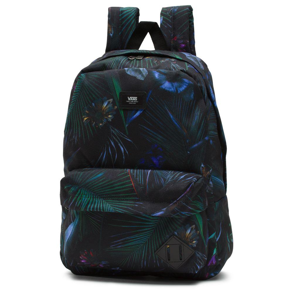 Old-Skool-Ii-Backpack---Color--Neo-Jungle---Talla--OS