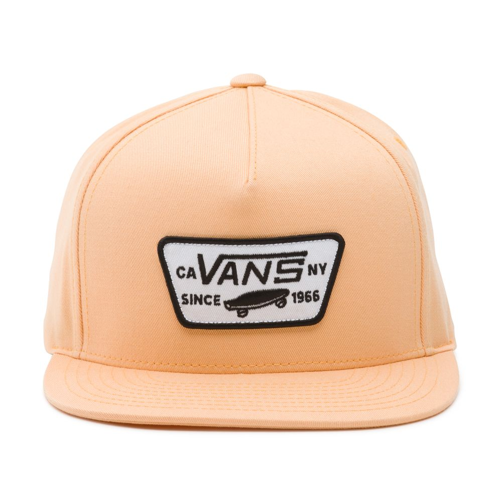 Full-Patch-Snapback---Color--Apricot-Ice---Talla--OS