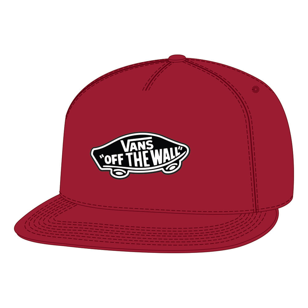 Classic-Patch-Snapback---Color--Chili-Pepper---Talla--OS