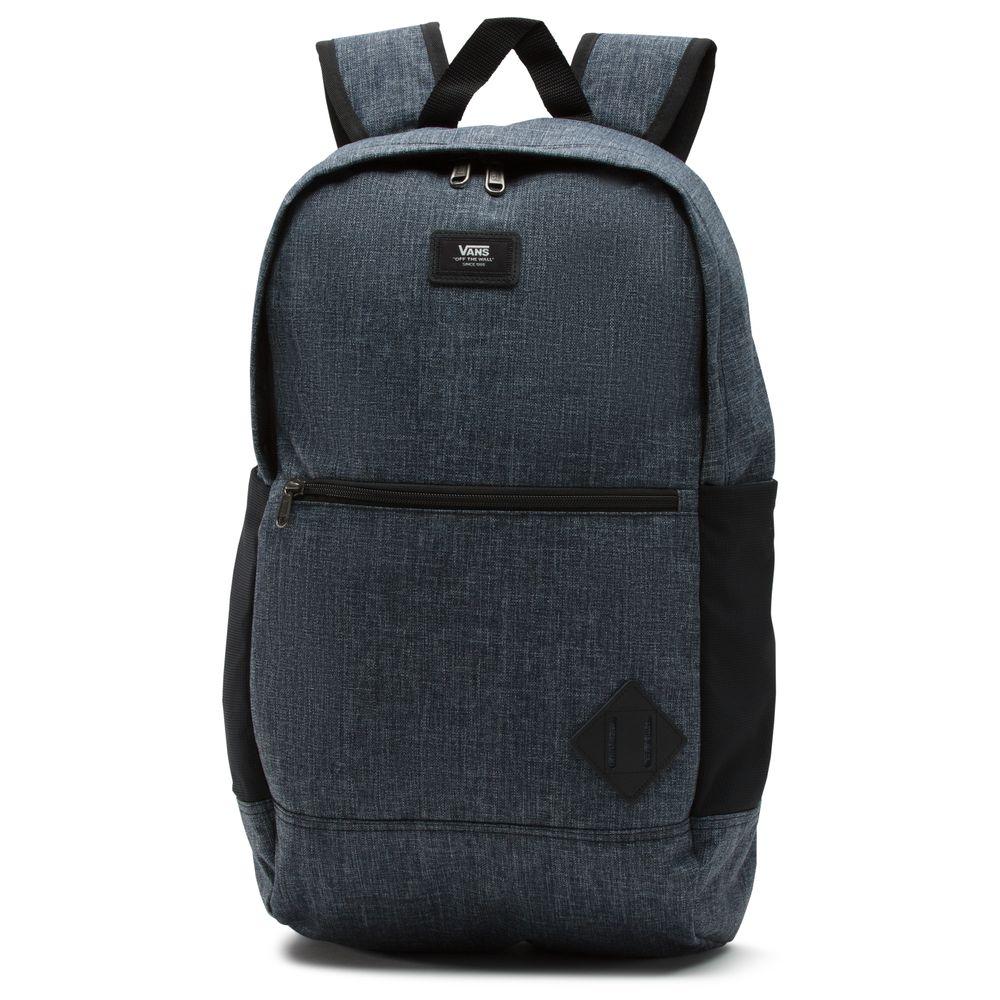 Van-Doren-Iii-Backpack---Color--Heather-Black-Suiting---Talla--OS
