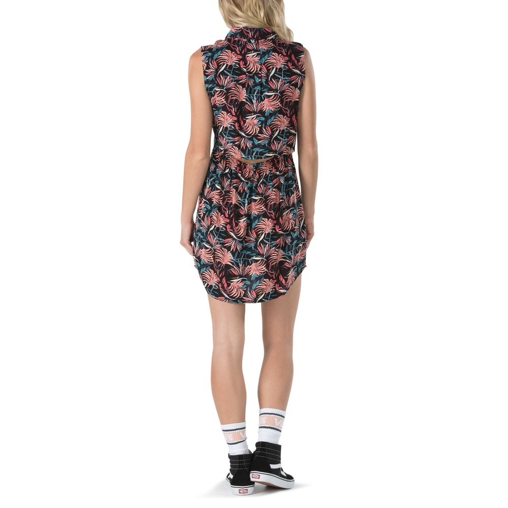 Tropic-Camp-Dress---Color--Black-California-Floral---Talla--M