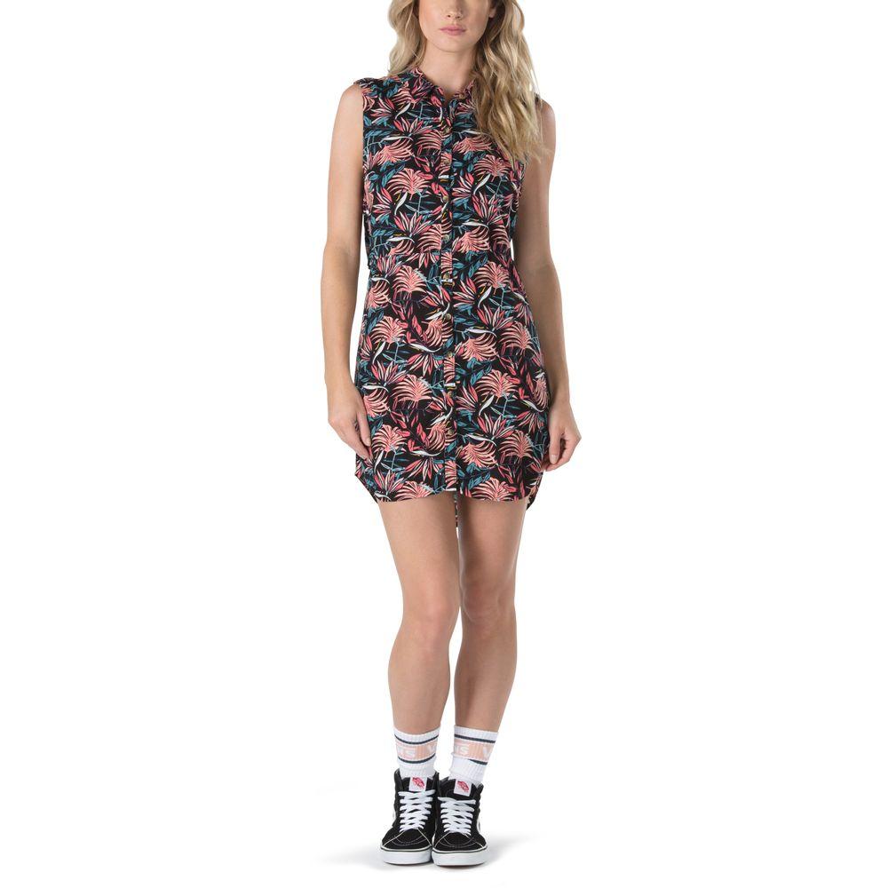 Tropic-Camp-Dress---Color--Black-California-Floral---Talla--S