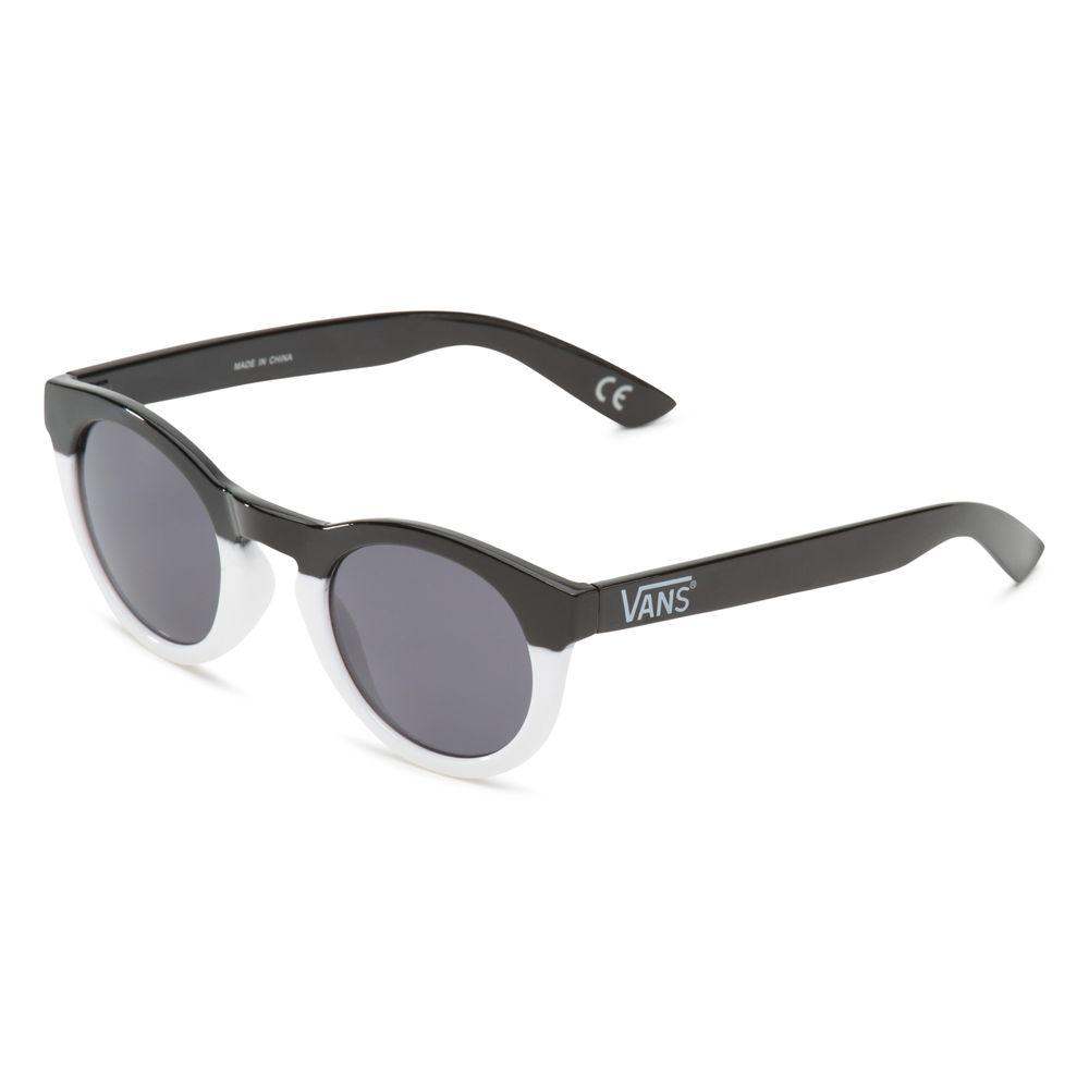 Lolligagger-Sunglasses---Color--Solid-Black-White---Talla--OS