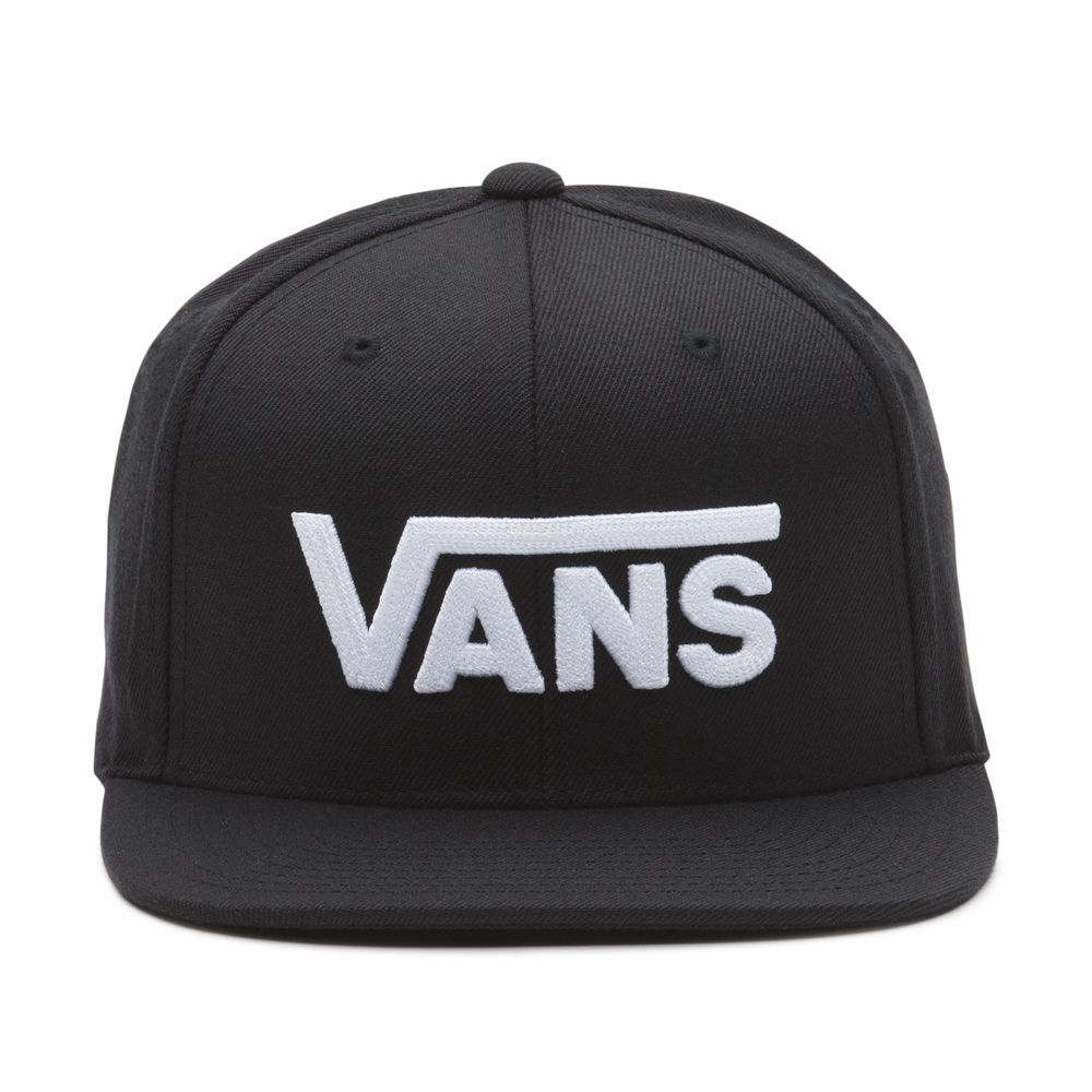 Drop-V-Ii-Snapback---Color--Black-White---Talla--OS