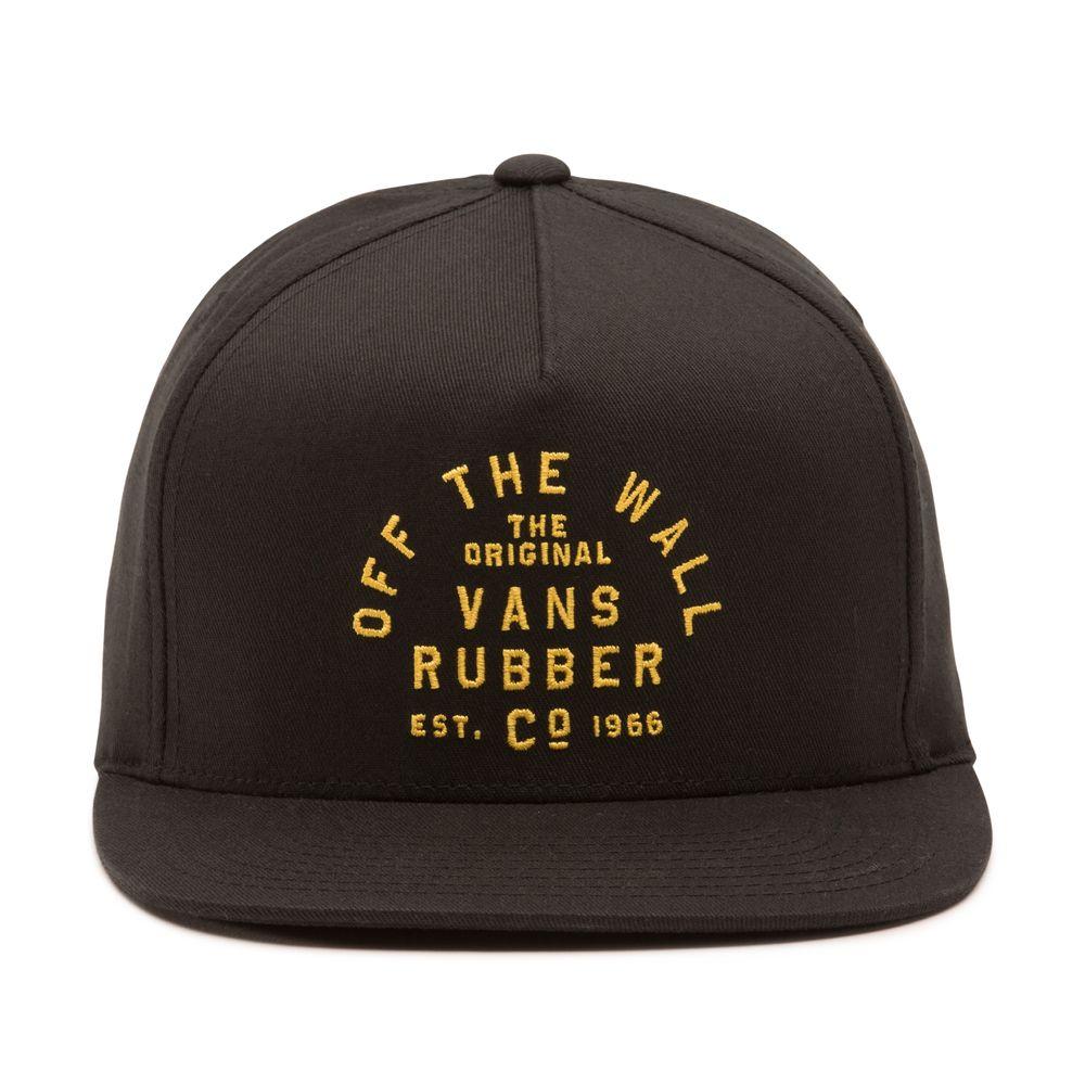 Stacked-Rubber-Flexfit---Color--Black---Talla--L-XL