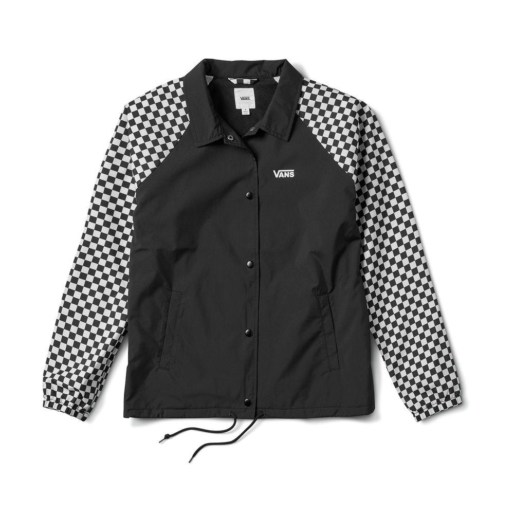 Thanks-Coach-Print-Jacket---Color--Checkerboard---Talla--S