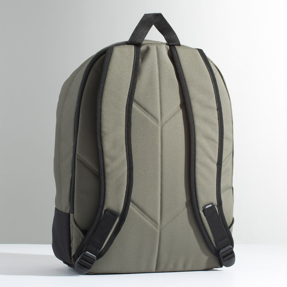 Old-Skool-Plus-Backpack---Color--GRAPE-LEAF-BLACK---Talla---OS