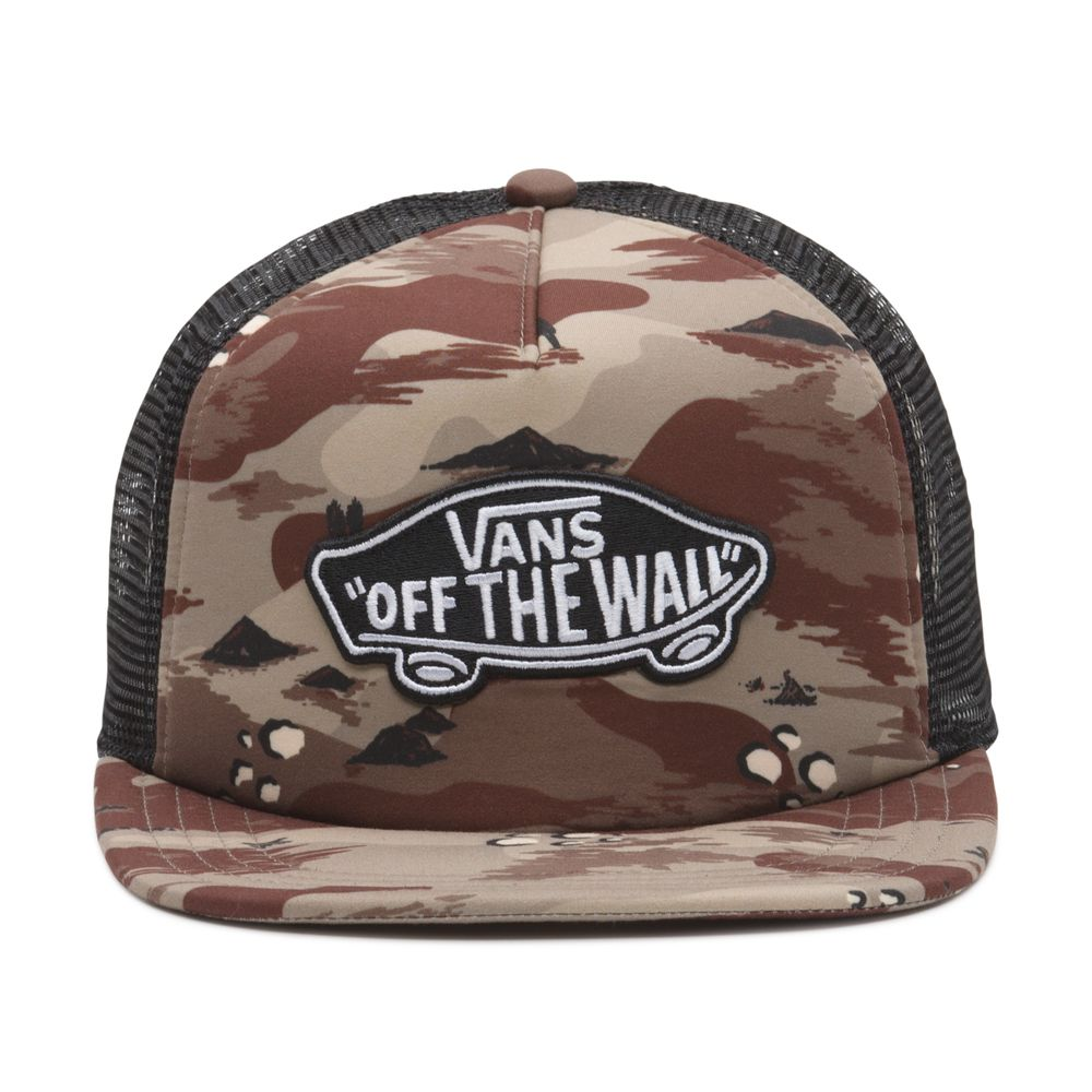 Classic-Patch-Trucker-Plus---Color--STORM-CAMO---Talla---OS