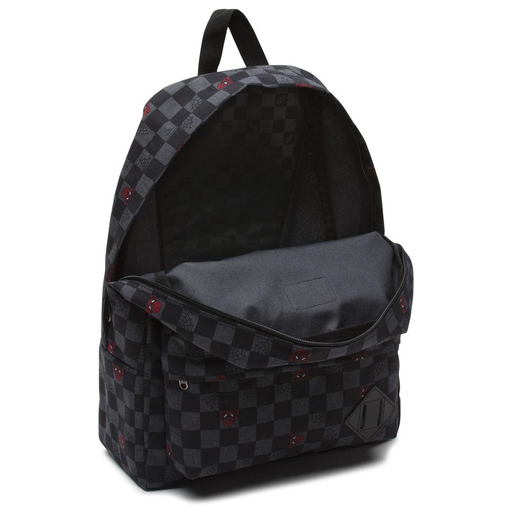 Old-Skool-Ii-Backpack---Color--MARVEL-SPIDERMAN---Talla---OS
