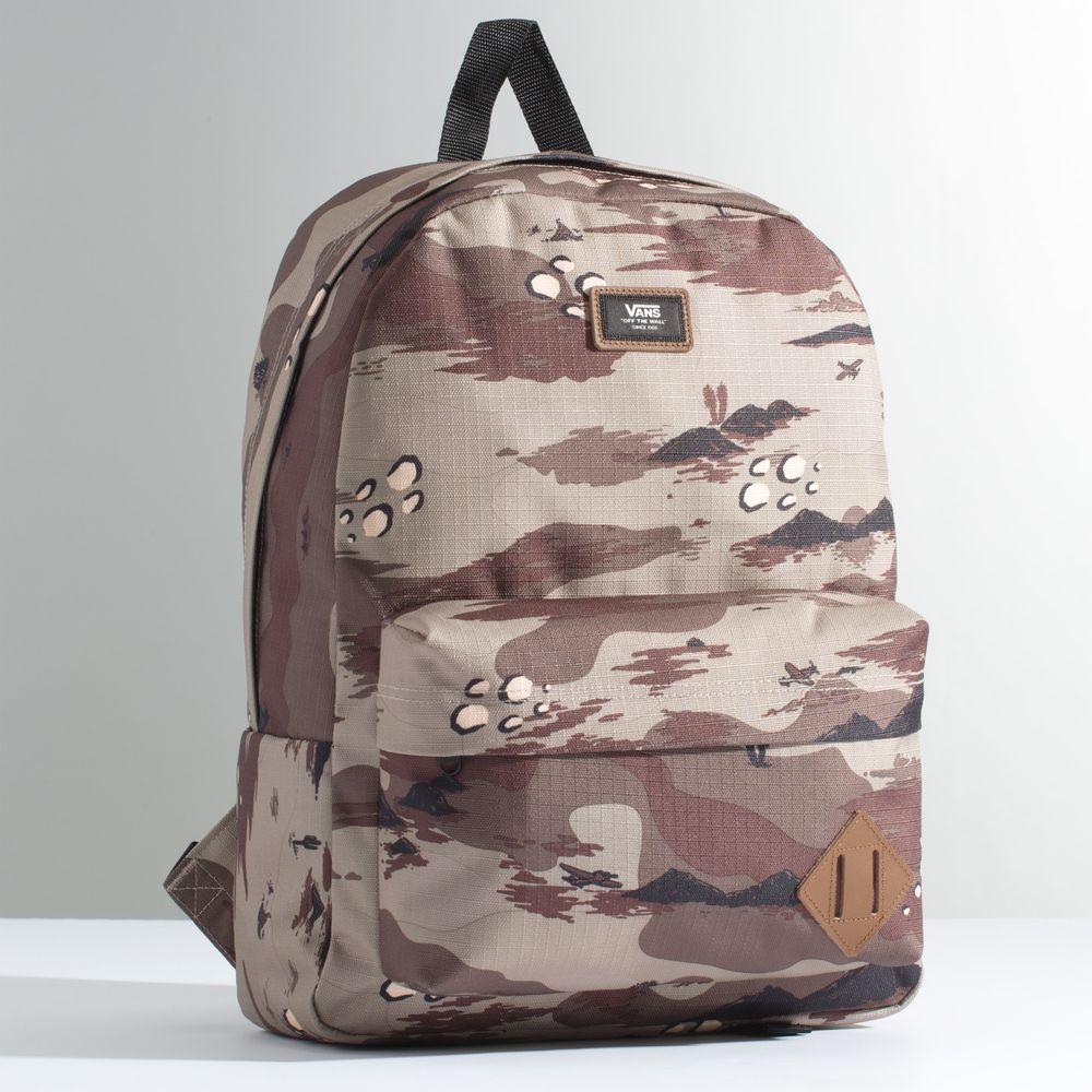 Old-Skool-Ii-Backpack---Color--STORM-CAMO---Talla---OS