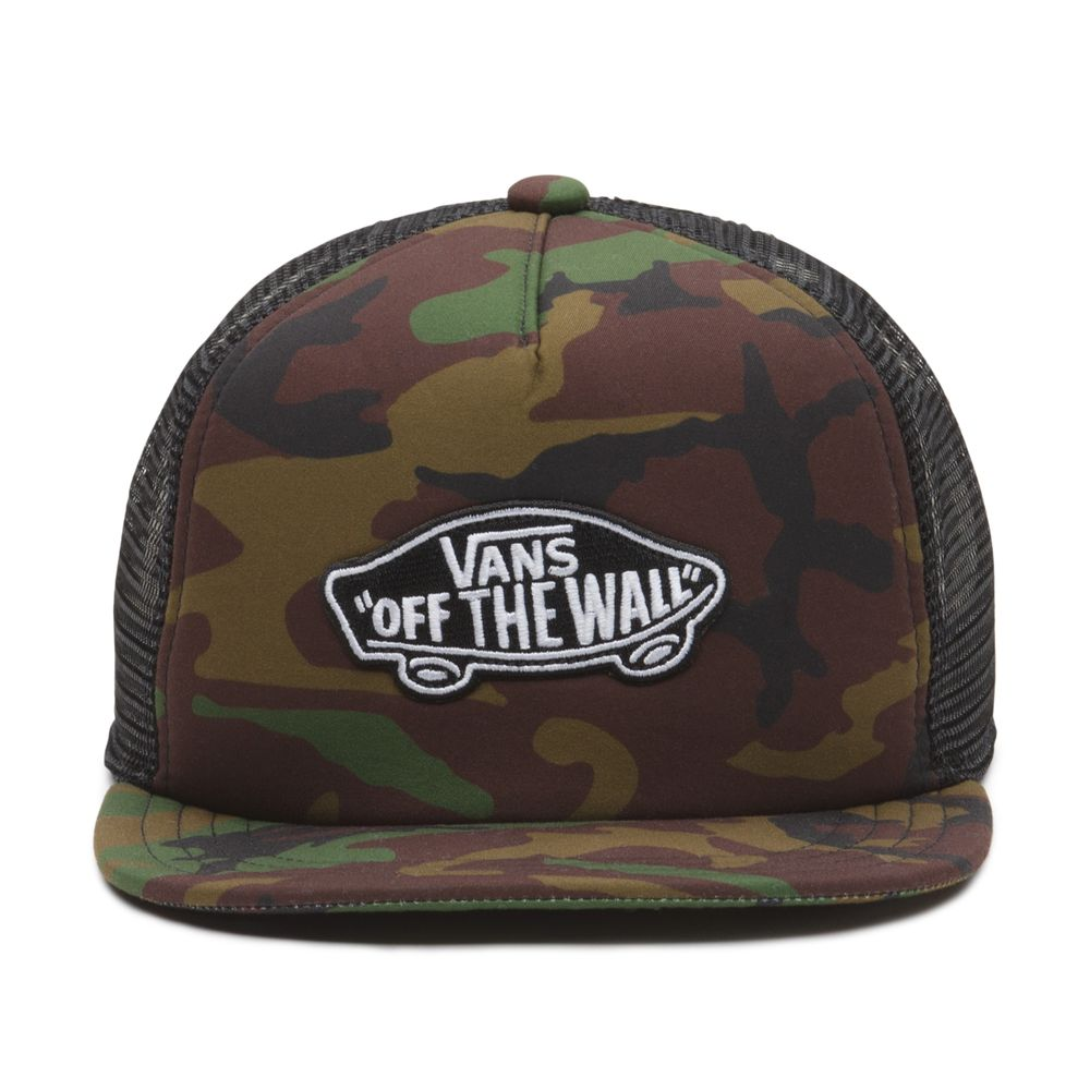 Classic-Patch-Trucker-Plus-Boys---Color--CLASSIC-CAMO---Talla---OS
