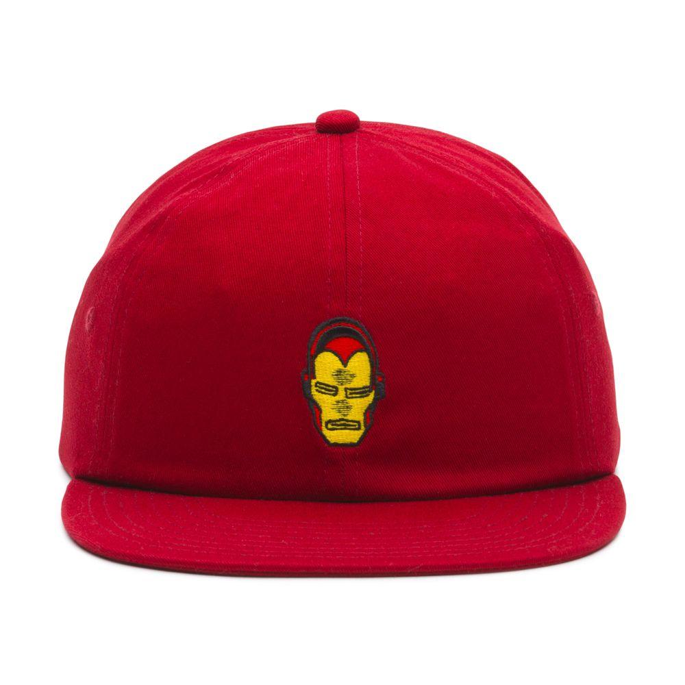 Vans-X-Marvel-Jockey---Color--CHILI-PEPPER---Talla---OS