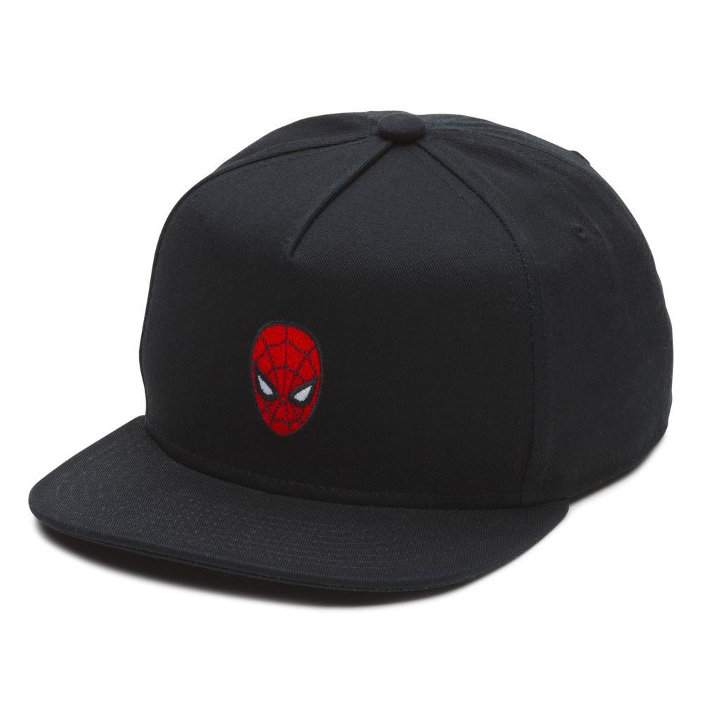 Vans-X-Marvel-Snapback-Boys---Color--BLACK---Talla---OS