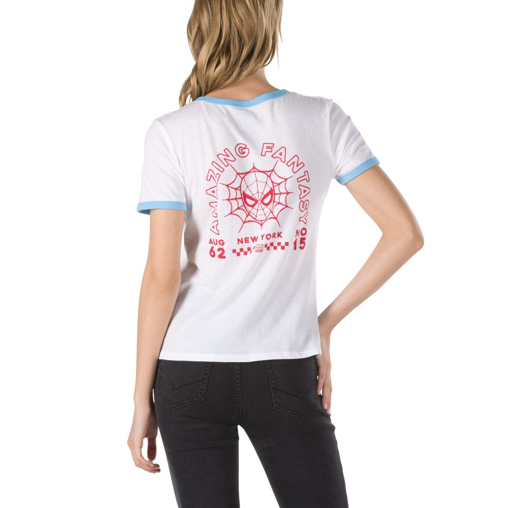Spidey-Ringer-Tee---Color--WHITE-INDIGO-BUNTING---Talla---S