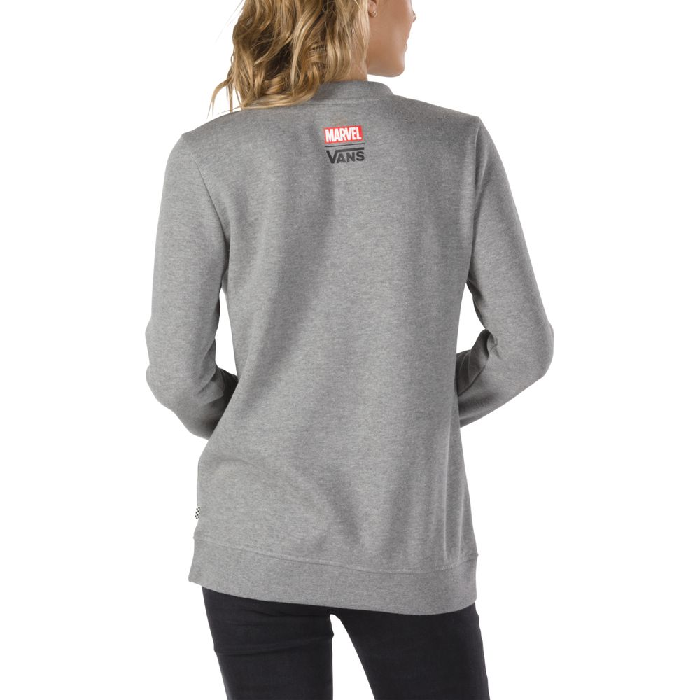 Captain-Marvel-Crew---Color--GREY-HEATHER---Talla---S