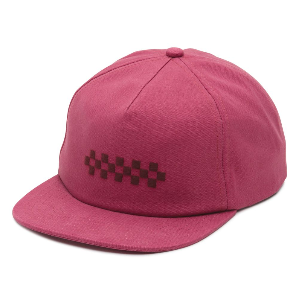 Overtime-Hat---Color--DRY-ROSE---Talla---OS