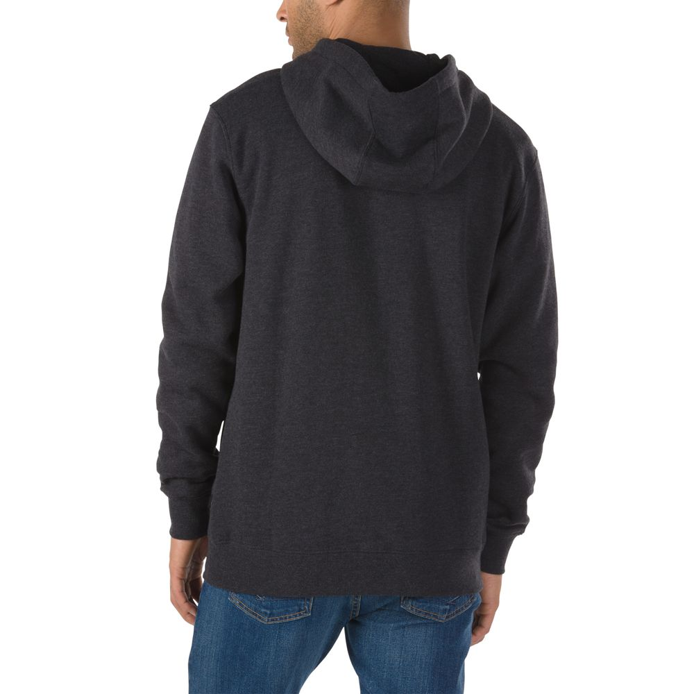 Basic-Zip-Hoodie---Color--BLACK-HEATHER---Talla---S