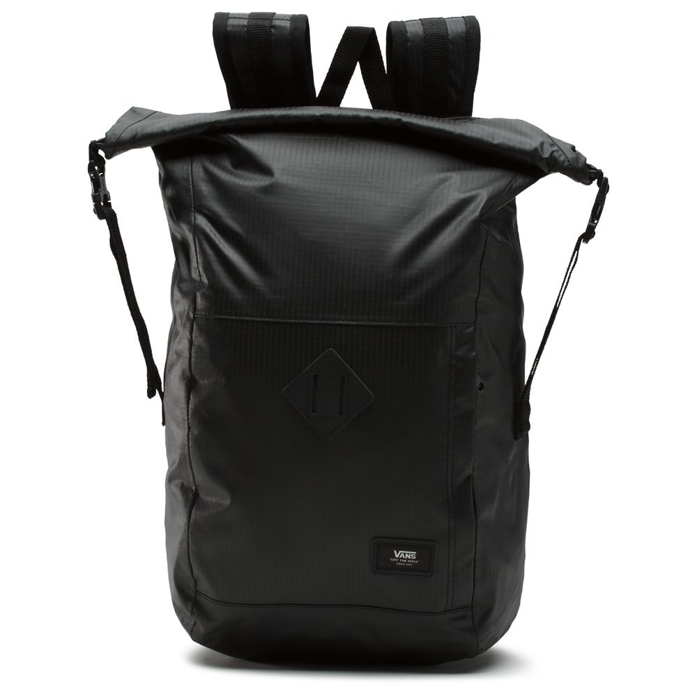 Fend-Roll-Top-Backpack----Black--OS