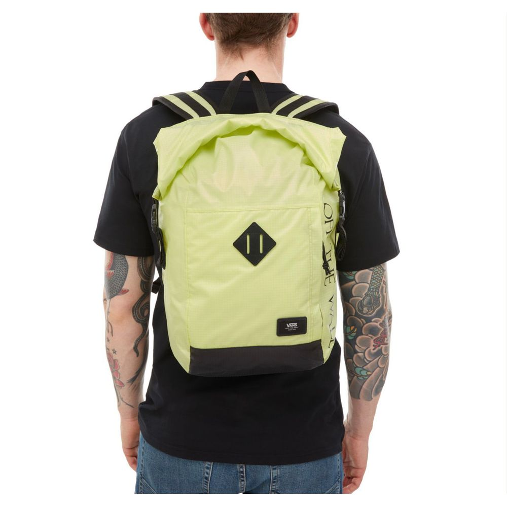 Fend-Roll-Top-Backpack----Sunny-Lime--OS