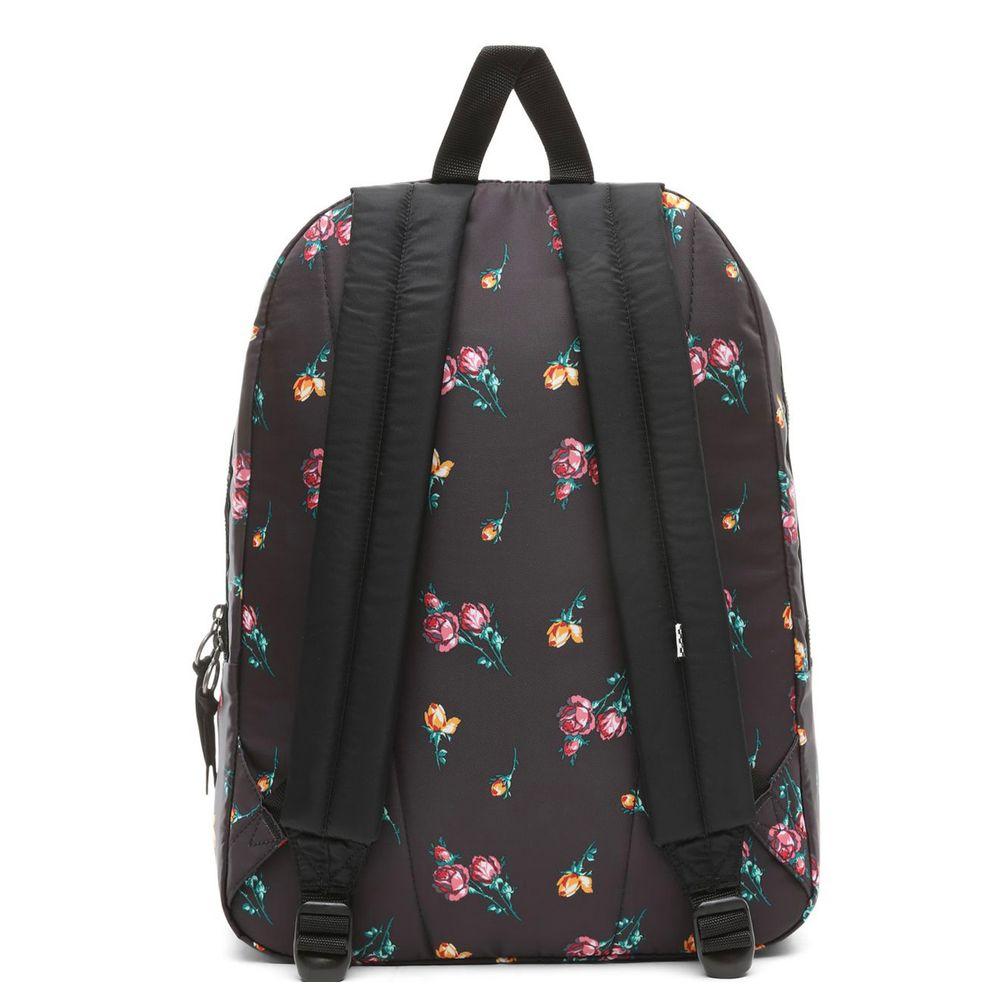 Distinction-Ii-Backpack----Satin-Floral--OS