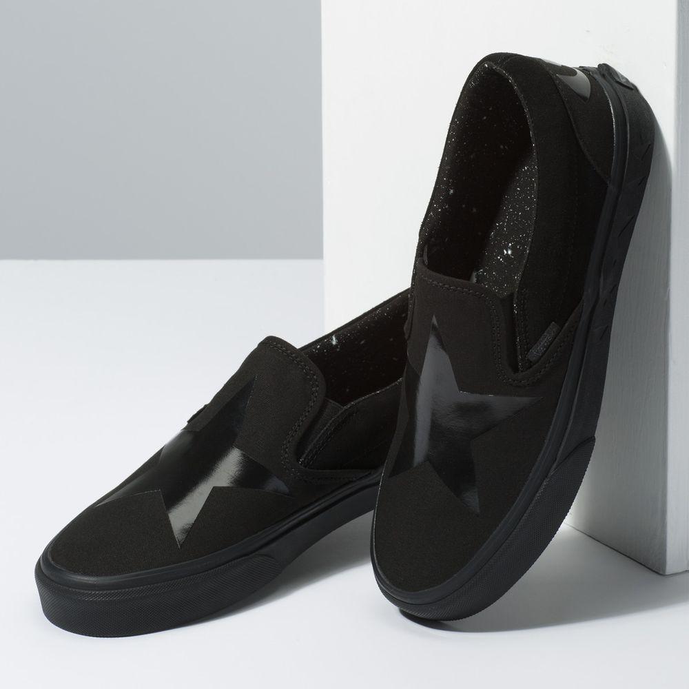 Classic-Slip-On----Db-Blackstar-Black--10M
