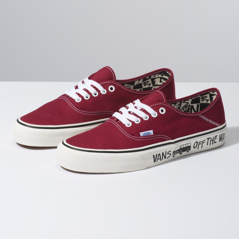 Authentic-SF----Yusuke-Hanai-Rumba-Red--10.5M