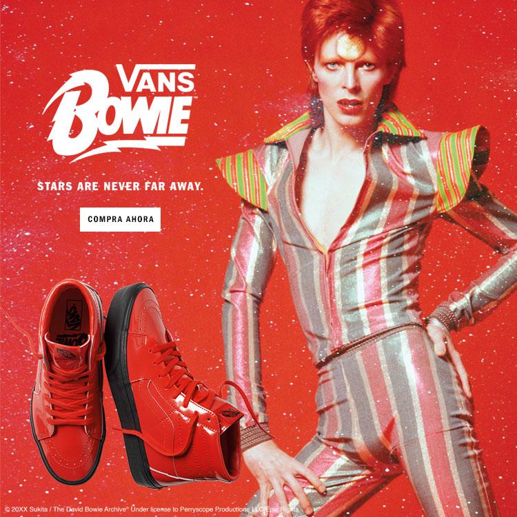 Campaña David Bowie