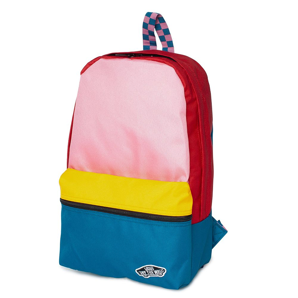 Calico-Backpack----Patchwork--OS
