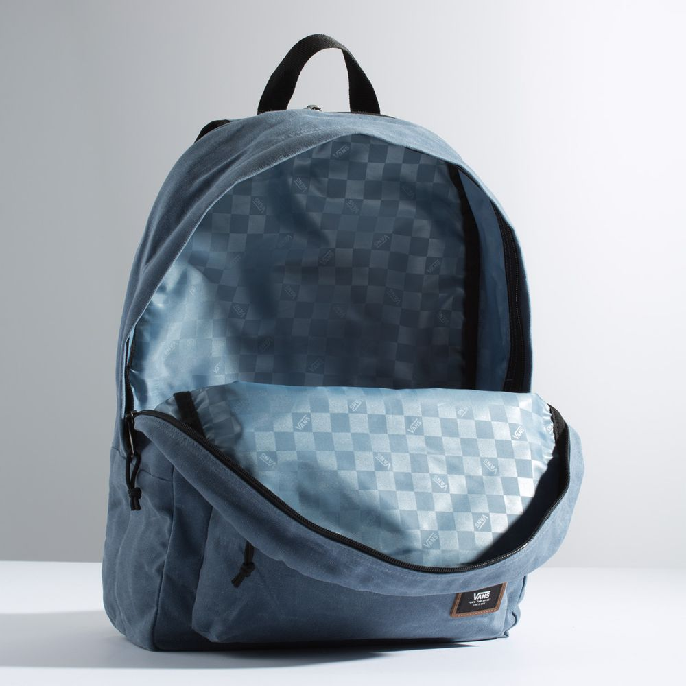 Old-Skool-Plus-Backpack----Bluestone--OS