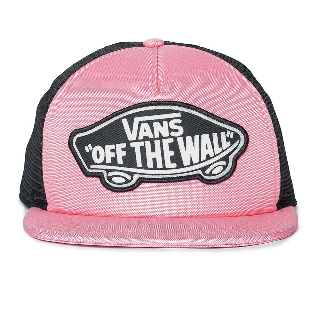 Beach-Girl-Trucker-Hat----strawberry-pink--OS