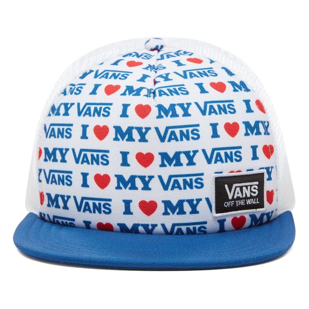 Beach-Bound-Trucker----True-Blue-Vans-Love--OS
