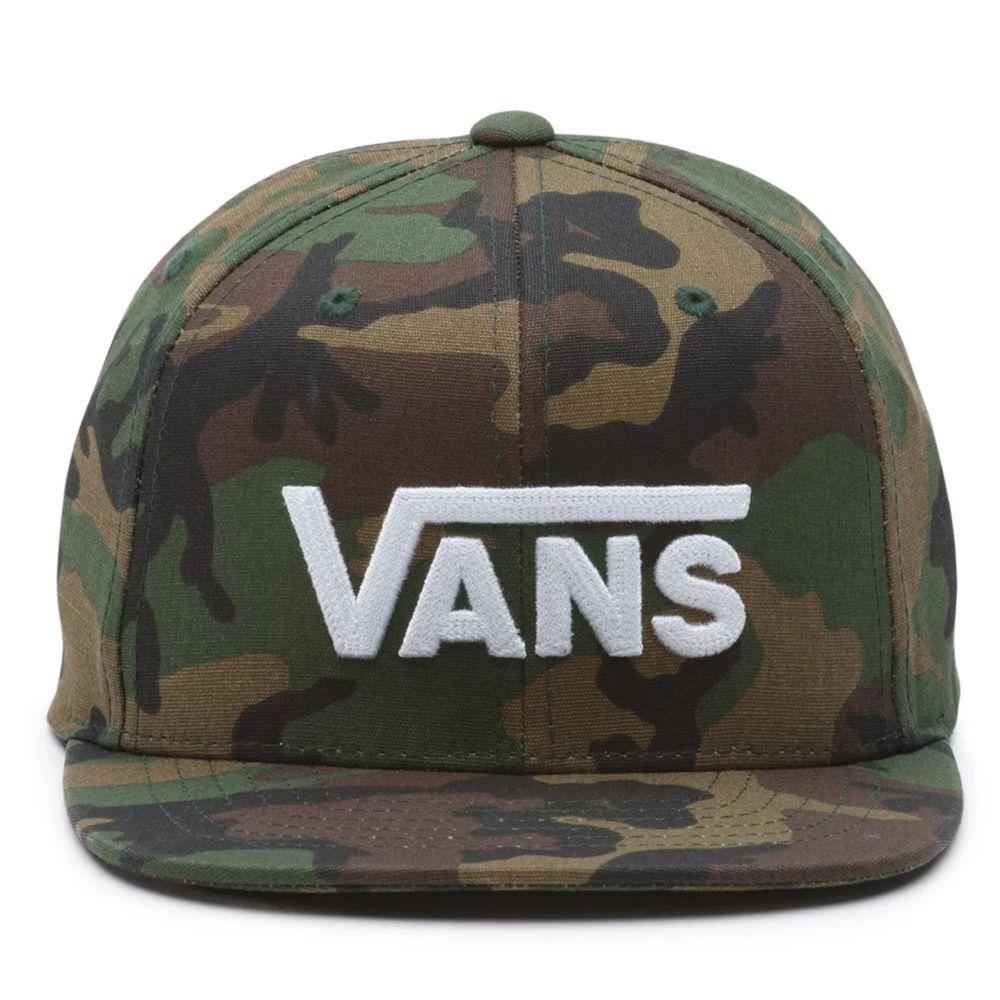 Drop-V-Ii-Snapback-Boys----Classic-Camo--OS