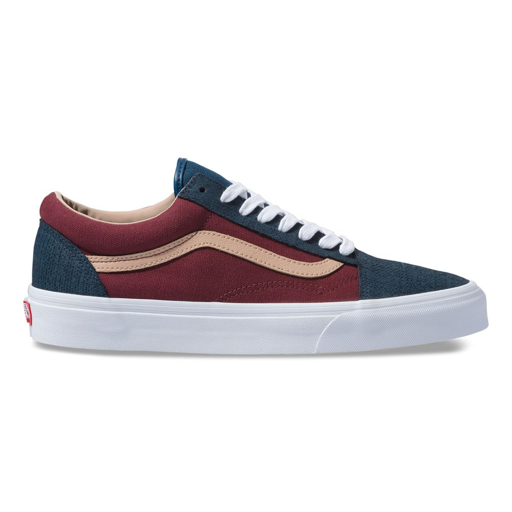 Old-Skool----Textured-Suede-Sailor-Blue-Port--8.5M