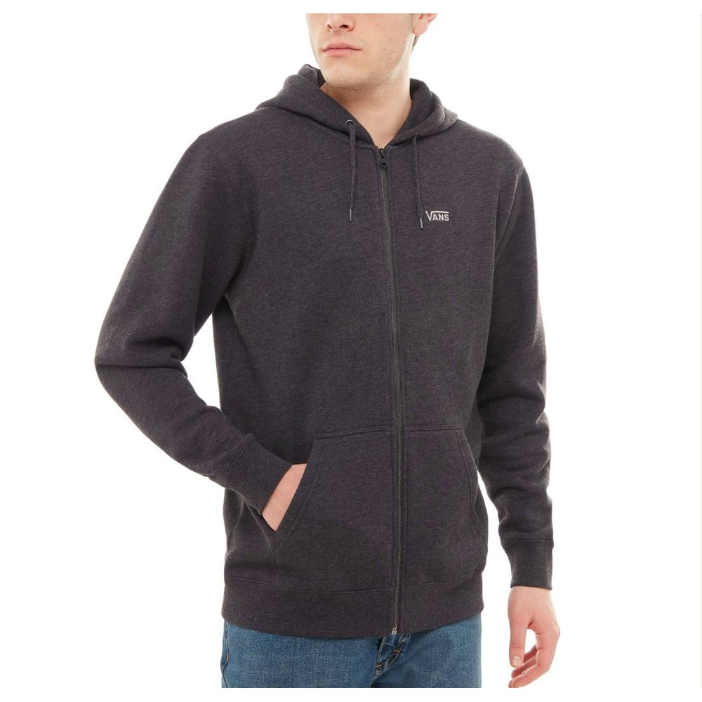 Basic-Crew-Fleece----Black-Heather--L