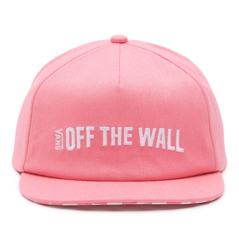 Central-Hat----strawberry-pink--OS